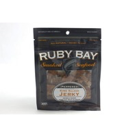 Ruby Bay Smoked Seafood Hot Smoked Keta Salmon, Original