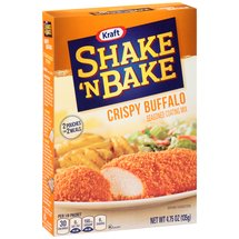 Kraft Shake 'n Bake Crispy Buffalo Seasoned Coating Mix