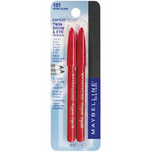 Maybelline Expert Wear Twin Brow and Eye Pencil Velvet Black 101