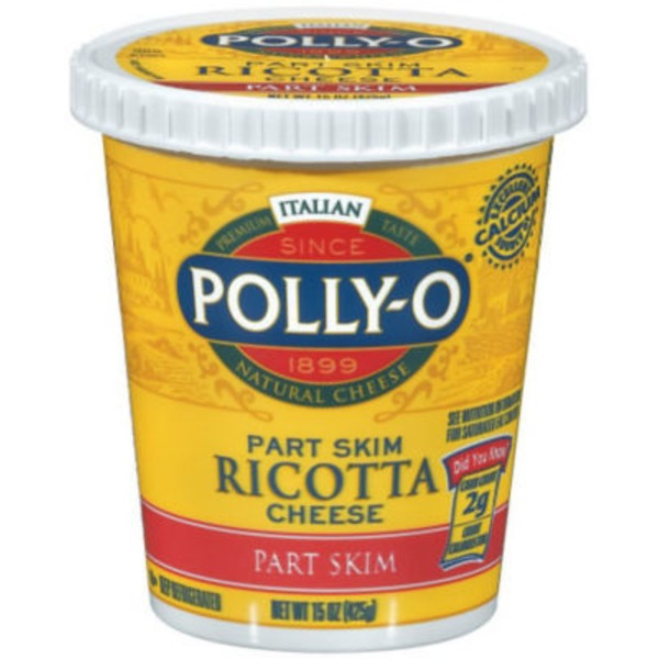 Polly-O Part Skim Ricotta Cheese