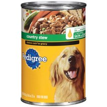 Pedigree Country Stew Choice Cuts In Gravy Dog Food