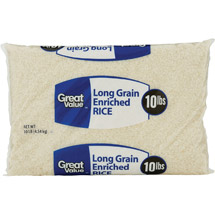 Great Value Long Grain Enriched Rice
