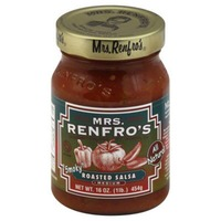 Mrs. Renfro's Smoky Roasted Salsa Medium