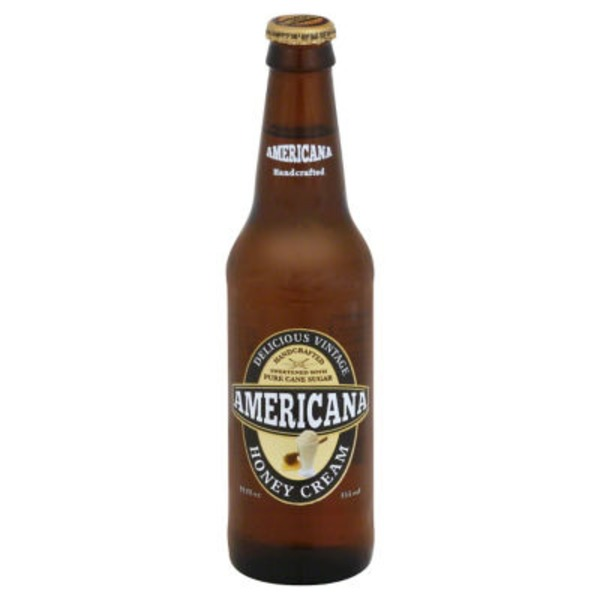 Americana Honey Cream Soda