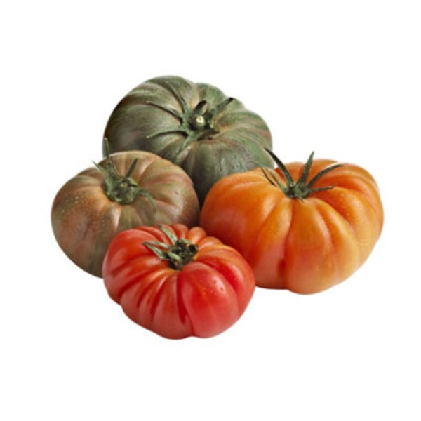 Organic Heirloom Tomatoes