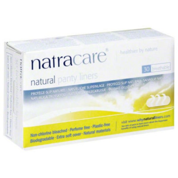Natracare Organic Cotton Panty Shields Mini