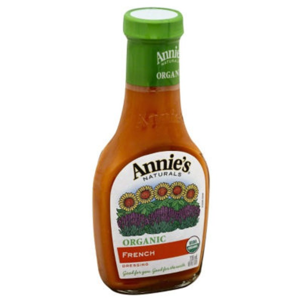 Annie's Homegrown Organic French Dressing Organic