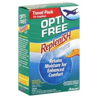 Opti-Free RepleniSH Multi-Purpose Disinfecting Contact Solution Kit - 3 CT