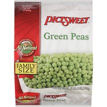 PictSweet Green Peas Family Size