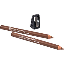 CoverGirl Brow Shaper And Eyeliner Honey Brown