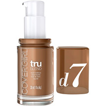 CoverGirl TruBlend Liquid Makeup SOFT SABLE D-7
