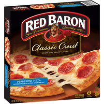 Red Baron Pepperoni Classic Crust Pizza