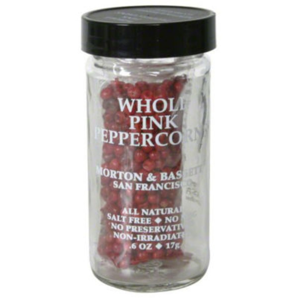 Morton & Bassett Spices Pink Peppercorns