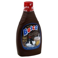 Bosco All Natural Chocolate Syrup
