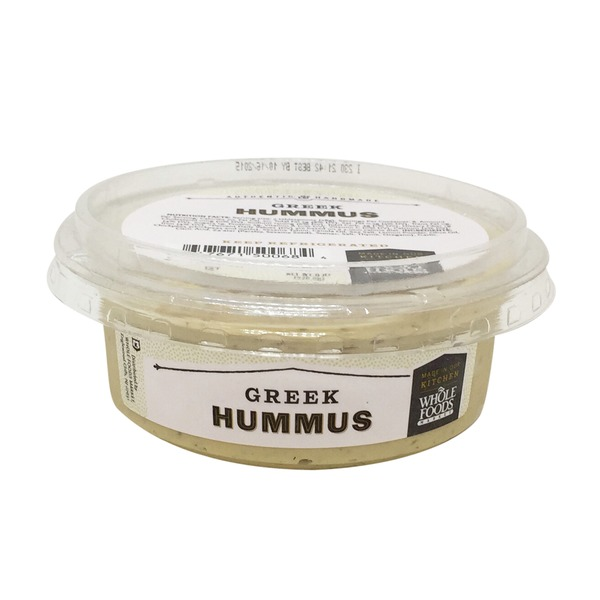 Whole Foods Market Greek Hummus