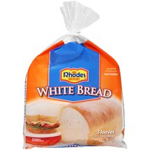 Rhodes Frozen White Bread Dough