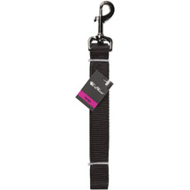 PetWear Large Dog Leash Black