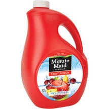 Minute Maid Premium Fruit Punch Fruit Juice