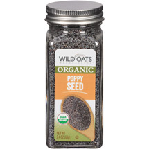 Wild Oats Marketplace Organic Poppy Seed