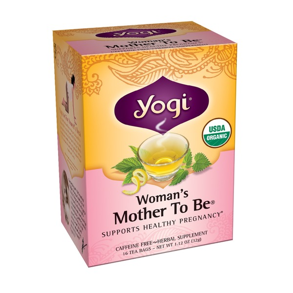 Yogi Woman's Mother To Be Tea, Organic