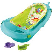 Fisher Price Rainforest Friends Tub Green
