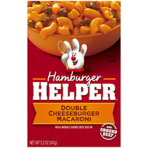 Hamburger Helper Double Cheeseburger Mac