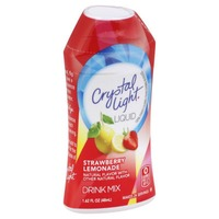 Crystal Light Strawberry Lemonade Liquid Drink Mix
