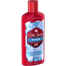Old Spice Polar with Glacial Frost Cooling Shampoo