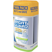 Right Guard Powder Stripe Anti-Perspirant Deodorant