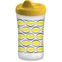 The NUK Silicone Learner Cup Color Varies