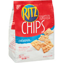 Nabisco Toasted Chips Ritz Original