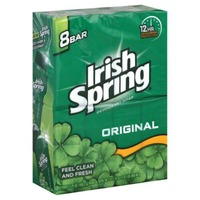 Irish Spring Deodorant Soap, Original