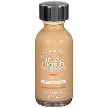 L'Oreal Paris True Match Super-Blendable Liquid Make-Up Buff Beige