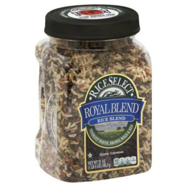 RiceSelect Texmati Royal Blend Rice Blend