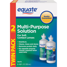 Equate Sterile Multipurpose Solution