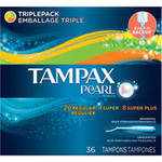 Tampax Pearl Tampons Multipack Unscented