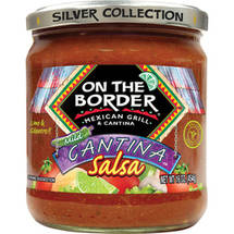 On The Border Mild Cantina Salsa