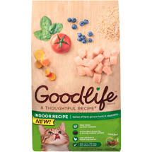 Goodlife Indoor Chicken Cat Food