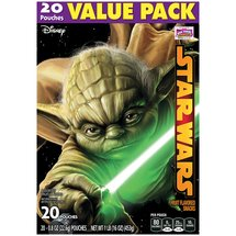 Betty Crocker Star Wars Assorted Fruit Flavored Fruit Snacks