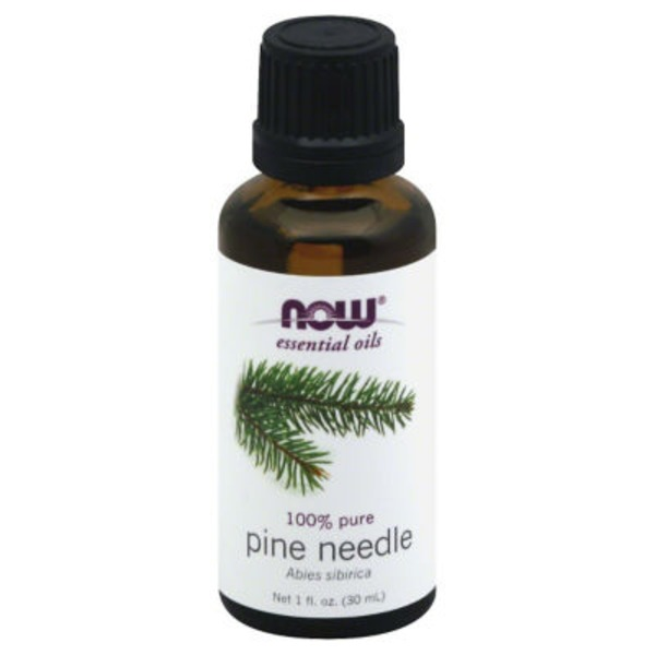Now Essential Oils, 100% Pure, Pine Needle, Bottle
