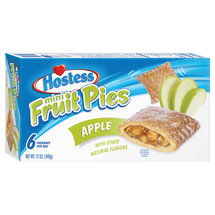 Hostess Apple Mini Fruit Pies