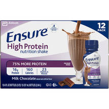 Ensure Active High Protein Milk Chocolate Nutrition Shakes