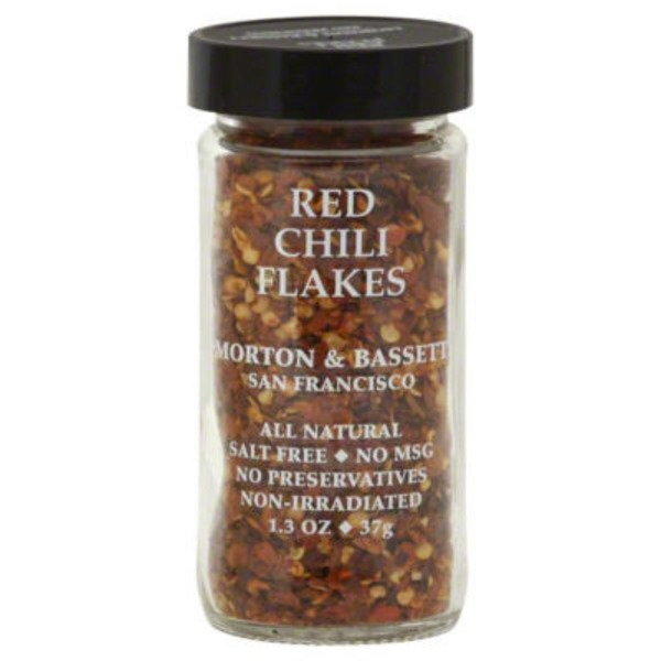 Morton & Bassett Spices Red Chili Flakes