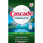 Cascade All In 1 Complete Dishwasher Detergent