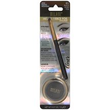 Milani Fierce Foil Eyeliner 01 Black Gold Foil