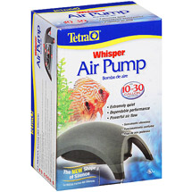 Tetra Whisper Air Pump 10-30