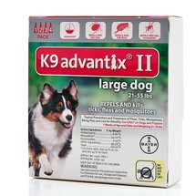 K9 Advantix Large Dog
