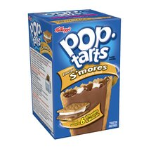 Kellogg's Pop-Tarts S'mores Toaster Pastries