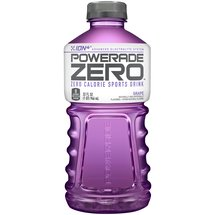 Powerade Zero Grape Sports Drink 32 Fl Oz