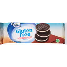 Great Value Gluten Free Cocoa Sandwich Cookies